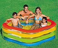 Надувной бассейн «Летние краски», 56495, цена