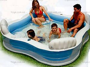 Надувной бассейн Lounge Pool, 56475