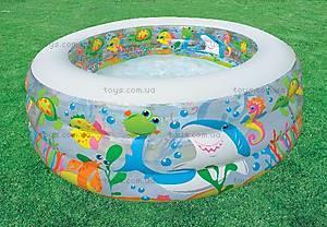 Надувной бассейн «Океан», 58480, купить