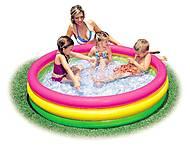 Надувной бассейн «Радужный», 57422, цена