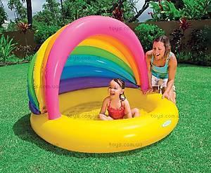 Надувной бассейн «Ракушка», 57420, цена