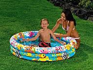 Надувной бассейн «Рыбки», 59431, toys