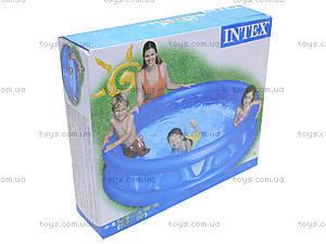 Надувной бассейн Soft Side, 58431, отзывы
