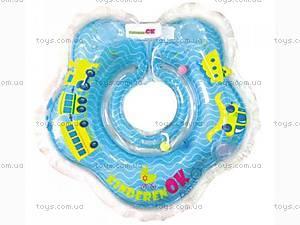 Надувной детский круг для купания, 204238025