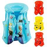 Надувной жилет для купания, размер А, 466-904, детские игрушки