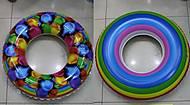 Надувной круг 70 см. с рисунками, BT-IG-0026, купить