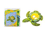 Надувной круг «Черепаха», TT14005, фото