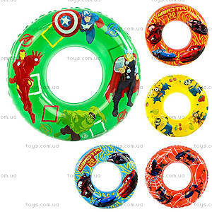 Надувной круг для купания, 70 см, 466-914
