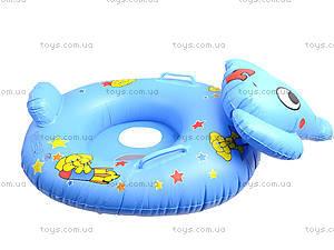 Надувной круг-лодочка, BT-IG-0015, детский