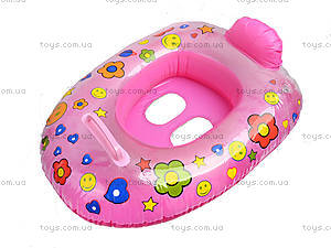 Надувной круг-лодочка для детей, BT-IG-0012, фото