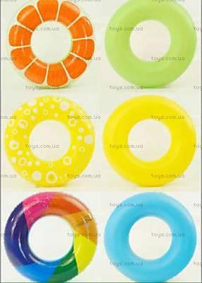 Надувной круг «Микс», 80 см, 466-950