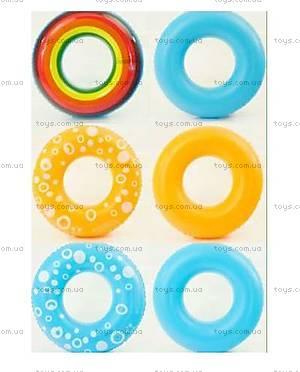 Надувной круг «Микс», 80 см, 466-950, купить