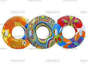 Надувной круг «Узоры», 58263, фото