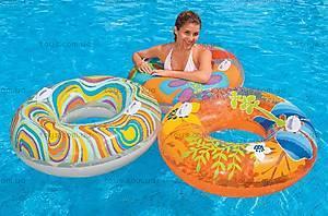 Надувной круг «Узоры», 58263, купить