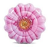 Надувной матрас «Розовый цветок», 58787