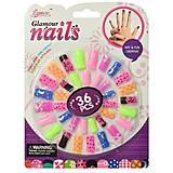 "Накладные ногти ""Glamour Nails"", 36 штук, C3287, опт"