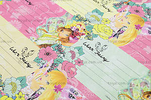 Наклейки для тетрадей Winx Fairy, WXBB-US1-STCR-BL16, фото