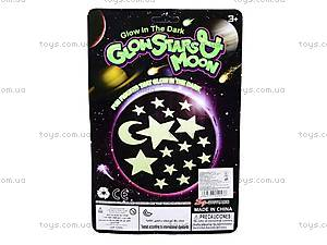 Наклейки «Звезды», на потолок, SG-21011ABC-1, купить