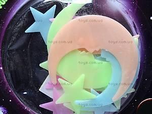 Наклейки «Звезды», на потолок, SG-21011ABC-1, отзывы