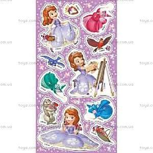Наклейки детские «Принцесса София», 14153089Р