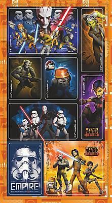 Наклейки Дисней «Звёздные войны 1», 13163005Р, купить