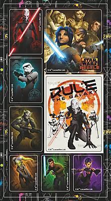 Наклейки Дисней «Звёздные войны 2», 13163006Р, купить