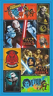 Наклейки Дисней «Звёздные войны 3», 13163007Р, купить