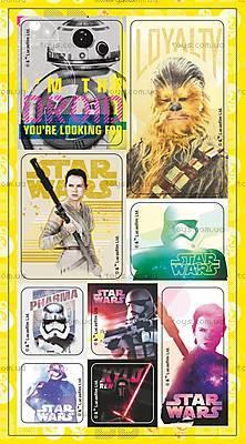 Наклейки Дисней «Звёздные войны 7», 13163011Р, купить
