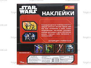 Наклейки с героями м/ф «Звёздные войны», 13163003Р, купить