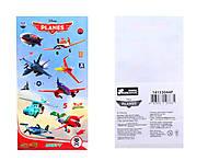 Наклейки «Дисней: Летачки» для детей, 8826, фото