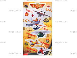 Наклейки «Дисней. Летачки» для детей, 8828, купить