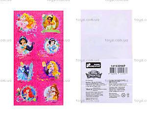 Детские наклейки «Дисней: Принцессы», 8819