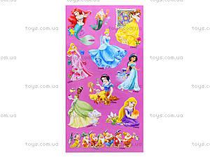 Наклейки для детей «Принцессы», 8821, фото