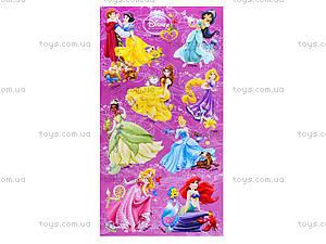 Наклейки детские «Принцессы», 8822, купить