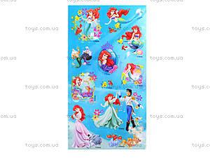 Наклейки «Принцессы» для детей, 8824, купить