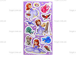 Наклейки «Принцесса София», 8825
