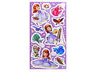 Наклейки «Принцесса София», 8825, отзывы