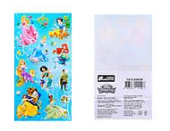 Наклейки «Принцессы» детские , 8816, фото
