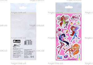Детские наклейки «Винкс», набор №1, 9916