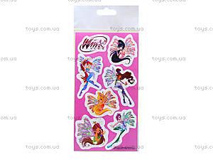 Детские наклейки «Винкс», набор №10, 9925, купить