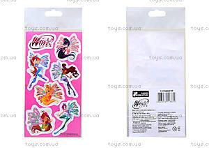 Детские наклейки «Винкс», набор №10, 9925