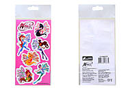 Детские наклейки «Винкс», набор №10, 9925, отзывы