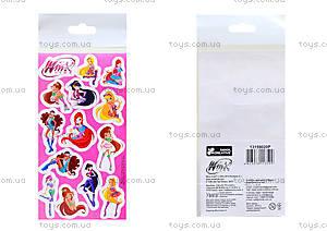 Детские наклейки «Винкс», набор №3, 9918