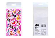 Детские наклейки «Винкс», набор №3, 9918, купить