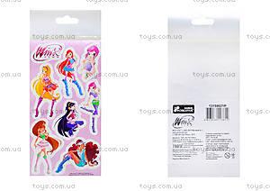 Детские наклейки «Винкс», набор №4, 9919