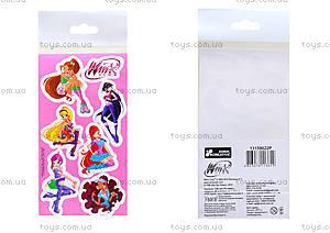 Детские наклейки «Винкс», набор №5, 9920
