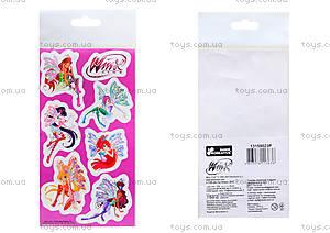 Детские наклейки «Винкс», набор №6, 9921