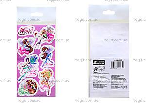 Детские наклейки «Винкс», набор №8, 9923
