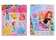 Интерьерные наклейки «Принцессы Диснея», 887315153176Р, отзывы