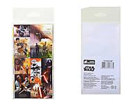Наклейки Дисней «Звёздные войны 10», 13163014Р, фото